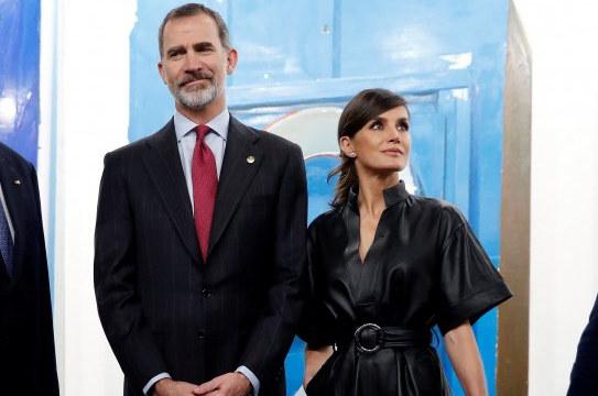 Журналисты безнаказанно издеваются над королевой Испании