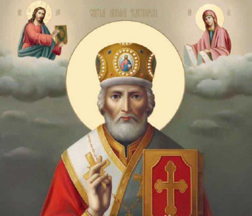 19 декабря великий день у православных. Святитель Николай ...