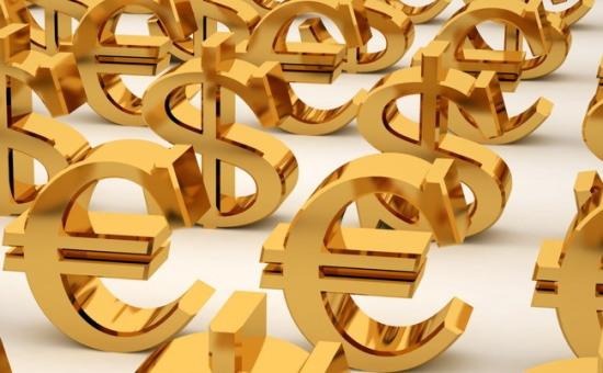 Евровалюта показала себя как самую уязвимую на фоне кризисных явлений