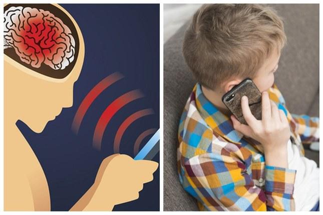 Испанские ученые: о связи между объемом мозга у детей и смартфонами