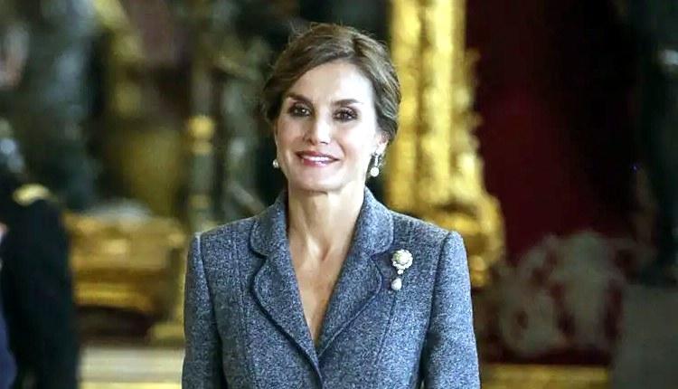 Её Величество Донья Летисия (Letizia Ortiz Rocasolano, Reina de España)