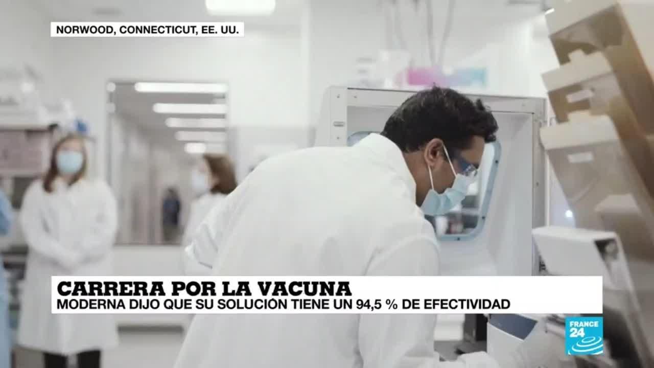 Евросоюз закупит 160 млн доз вакцины американской компании Moderna