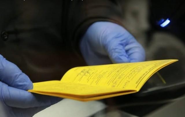 Ковид паспортизация