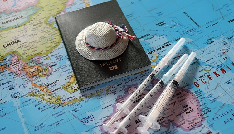 Туризм. Ковидные паспорта