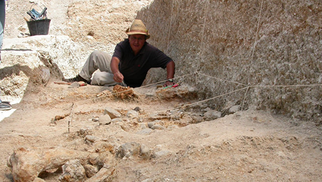 Мохамед Сахнуни (Mohamed Sahnouni) из Национального центра изучения эволюции человека в Бургосе (Испания).
