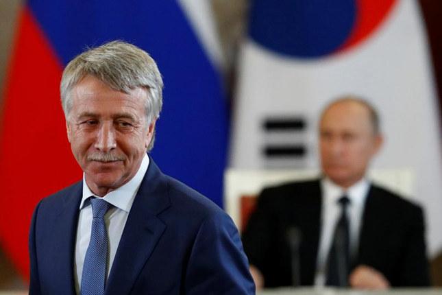 Леонид Михельсон, самый богатый человек России, №32 мирового рейтинга
