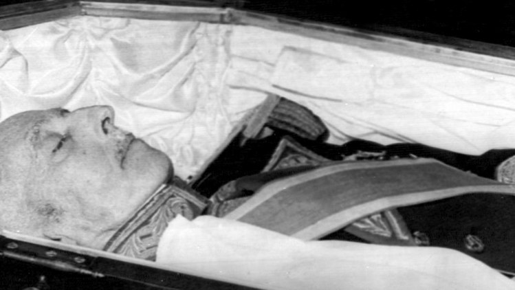 Прощание с Франсиско Франко, 1975 год