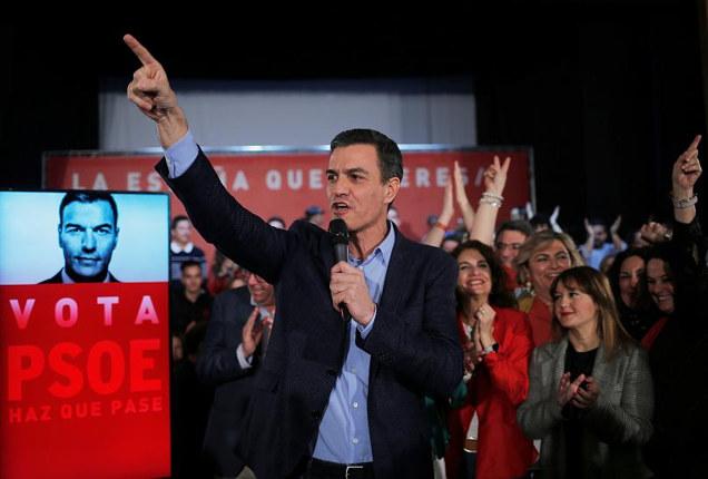 Педро Санчес пугает своих сторонников отказом от социальных завоеваний